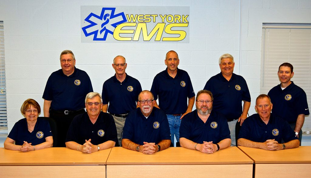 WYEMS Board of Directors